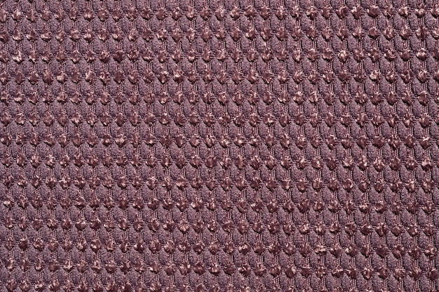 Catalogue de tissus dans les tons rose violet