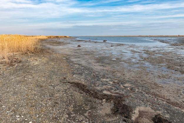 Catastrophe environnementale, creusement de la mer