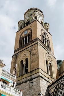Cathédrale d'amalfi en italie