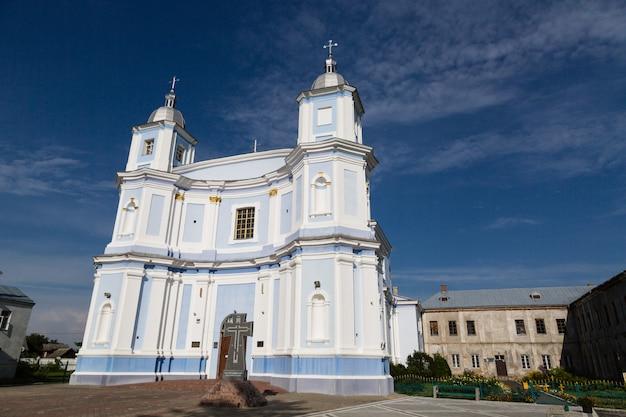 Cathédrale de l'assomption dans la ville de volodymyr-volynskyi, ukraine