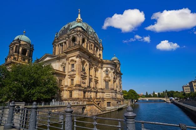 Cathédrale de berlin berliner dom allemagne