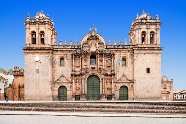 Cathédrale de cusco