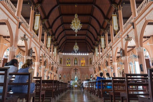 La cathédrale de l'immaculée conception