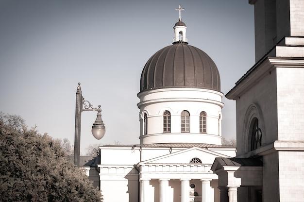 Cathédrale de la nativité du christ. chisinau, république de moldova