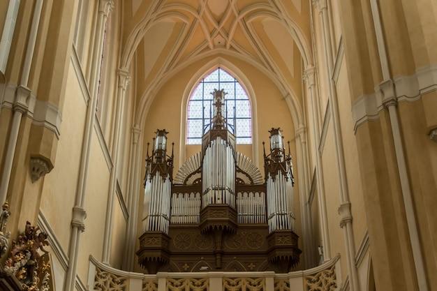Cathédrale près de kutna hora