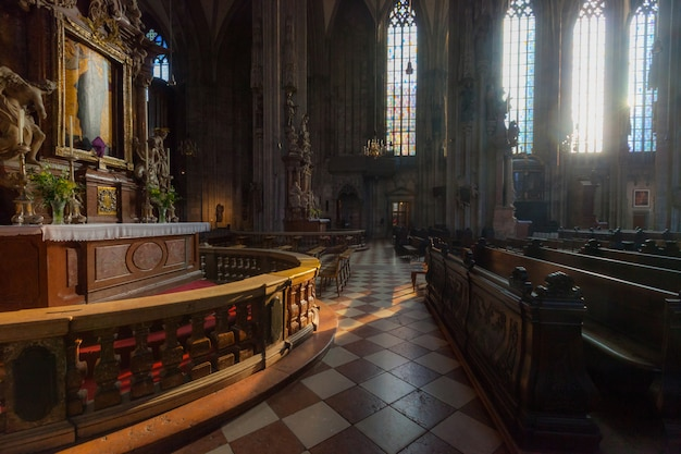Cathédrale saint-étienne de vienne