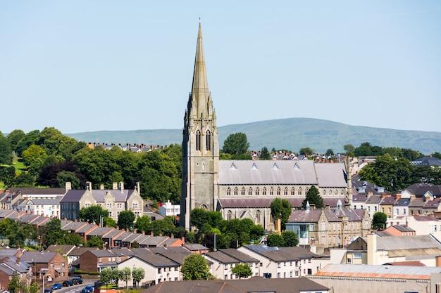 Cathédrale saint-eugène, derry, irlande du nord