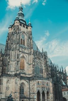 Cathédrale saint-guy de prague