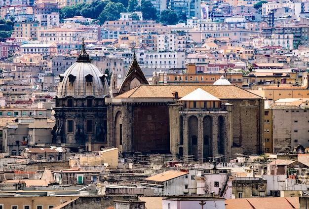 Cathédrale de san gennaro à naples.