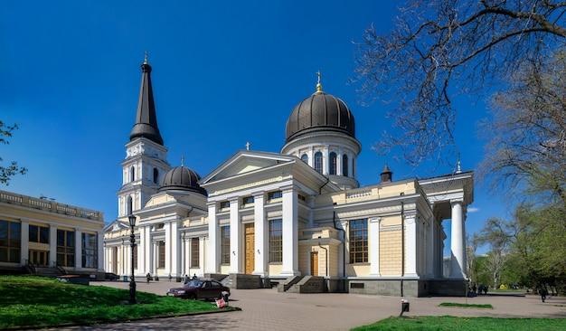 Cathédrale de la transfiguration à odessa, ukraine