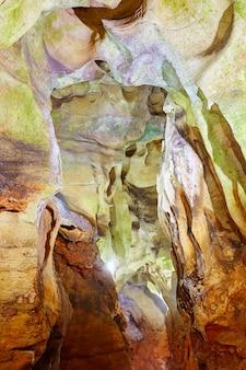 Caverne benidoleig cueva calaveras à alicante
