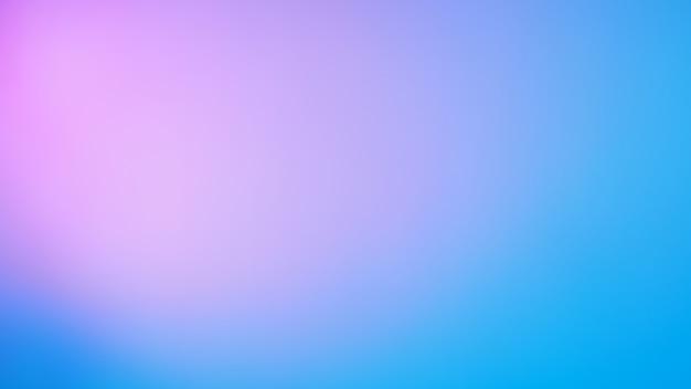 Cblue violet et fond de couleur pastel rose. fond dégradé flou abstrait. modèle de bannière.