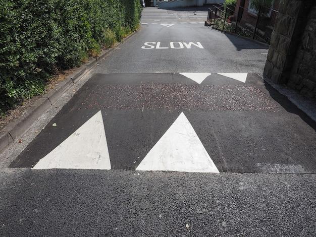 Cédez le signe de passage