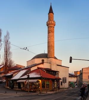 Cekrekcijina dzamija mosque, sarajevo