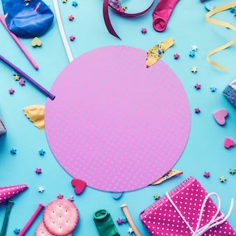 Célébration 2019, idées de concepts de fête avec élément coloré