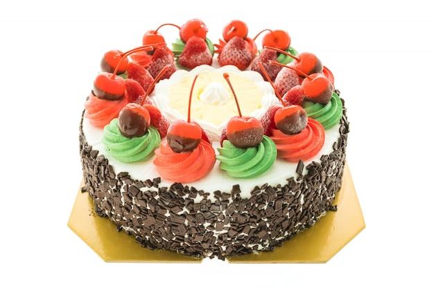 Célébration cerise boulangerie glace savoureuse