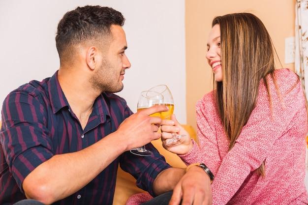 Célébrer leur relation