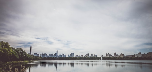 Central park à new york