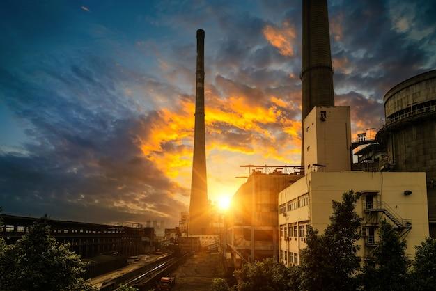 Centrales électriques au charbon en chine
