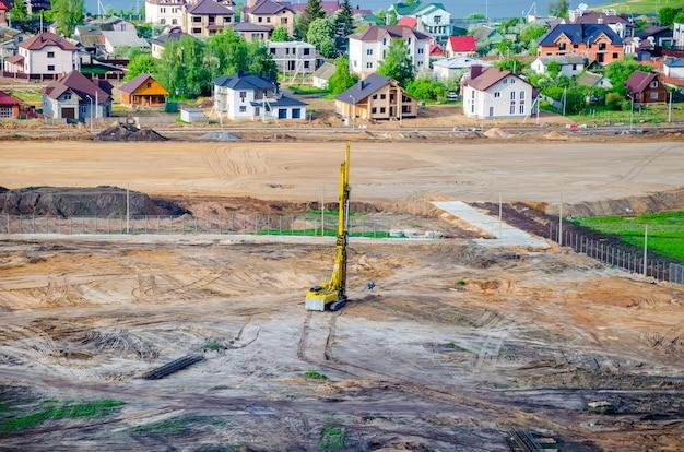 Centre de construction des travailleurs pour la formation olympique en gymnastique rythmique