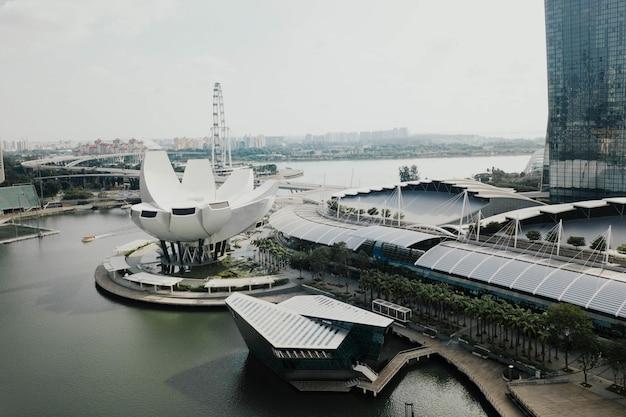 Centre de convention moderne