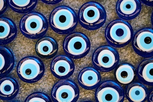 Les cercles bleus