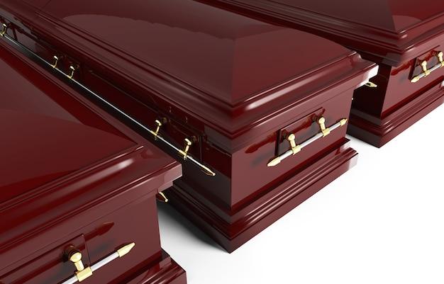 Cercueil 3d