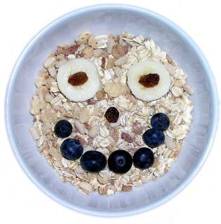 Céréales heureux