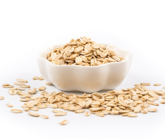 Céréales pour le petit déjeuner sain