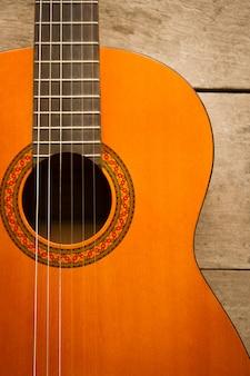 Chaîne mélodie classique rétro brun