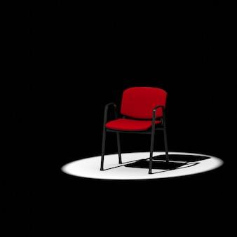 Chaise spotlight