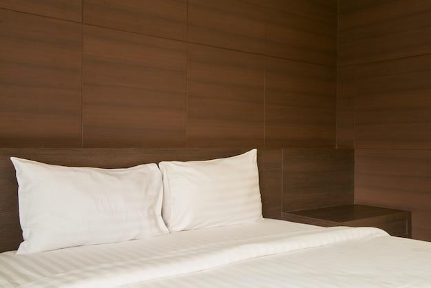 Chambre à coucher dans des couleurs douces