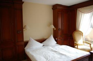 Chambre d'hôtel, repos