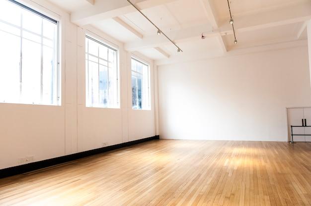 Chambre moderne vide