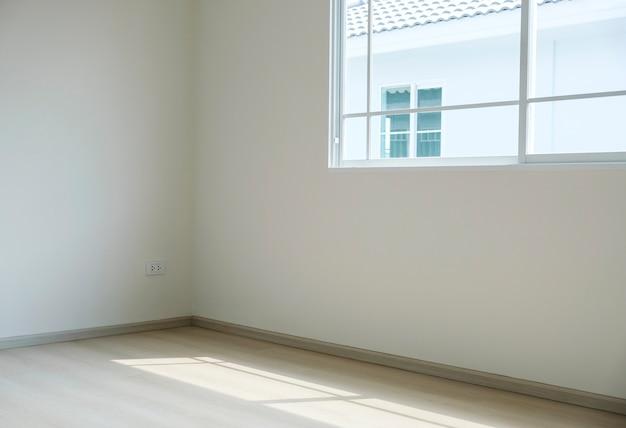 Chambre vide à la maison