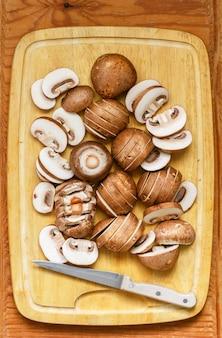 Champignons royal champignon