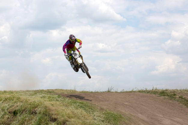Championnat d'ukraine de motocross en 2016