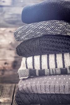 Chandails chauds et confortables