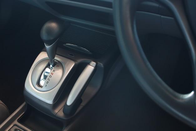 Changement de vitesse de transmission automatique.