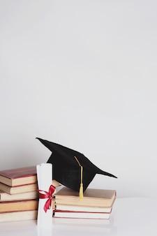 Chapeau académique carré