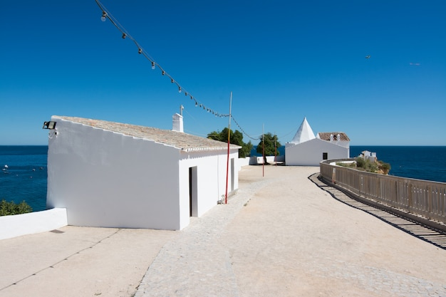 Chapelle de nossa senhora da rocha, algarve, portugal