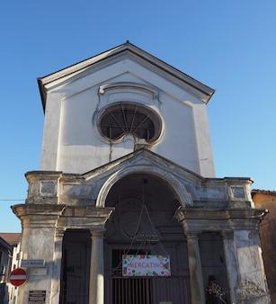 Chapelle santa croce à grugliasco