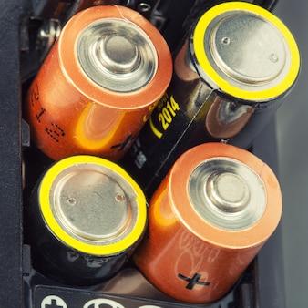 Chargement des batteries