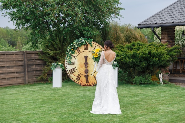 La charmante mariée