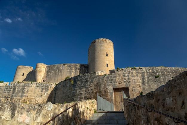 Château de bellver, palma de majorque