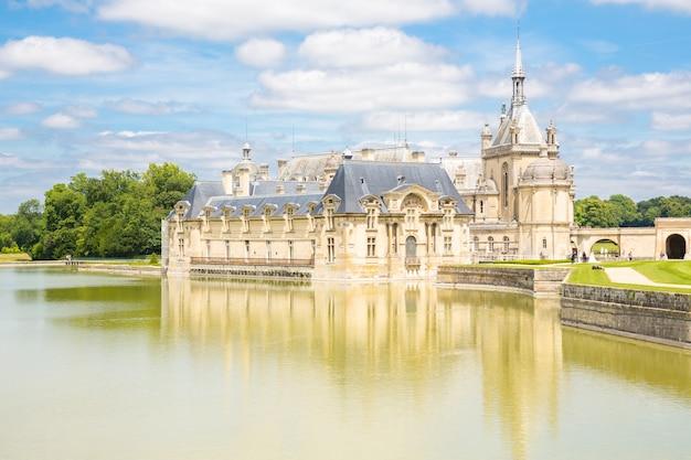 Chateau de chantilly paris