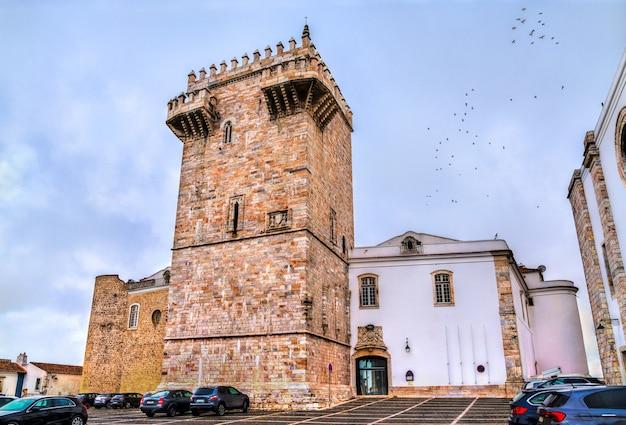 Le château d'estremoz au portugal