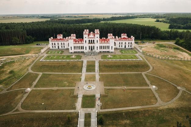 Château d'été kossovsky en biélorussie.puslovsky palace.