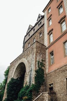 Château historique ksiaz à swiebodzice pologne