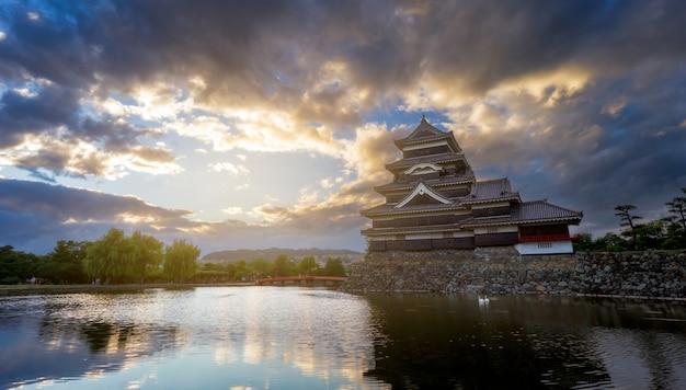 Le château de matsumoto au japon
